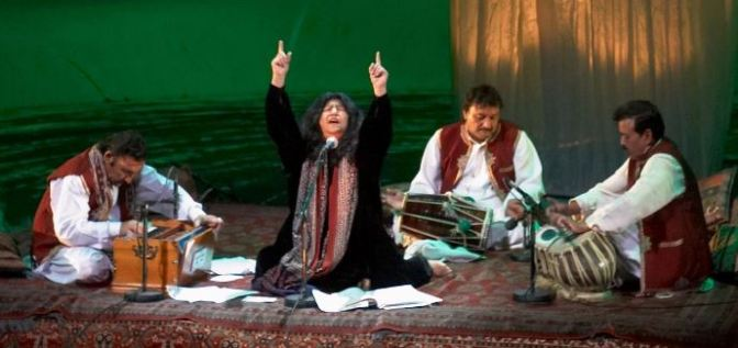 Abida Parveen – Nữ hoàng nhạc Sufi