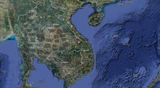 Việt Nam, Minh châu trời Đông