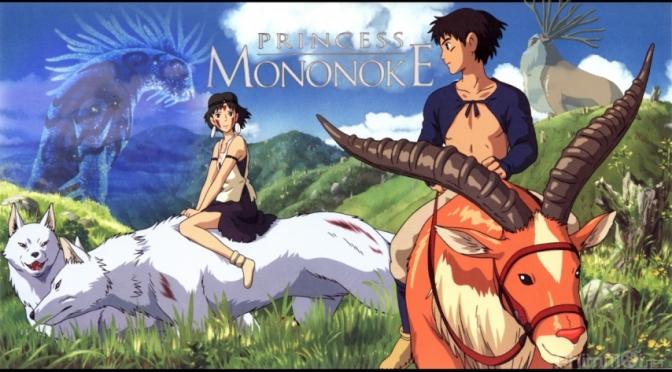 Nhạc phim Mononoke Hime