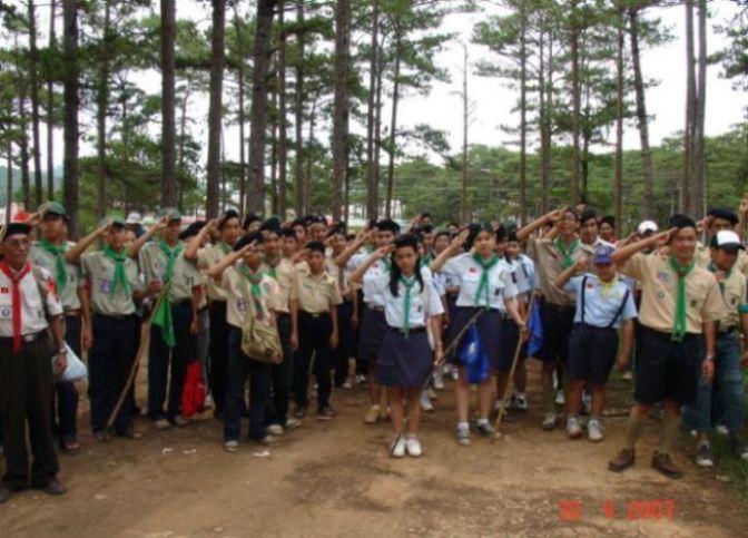 Nhạc Hướng đạo (Scouting)