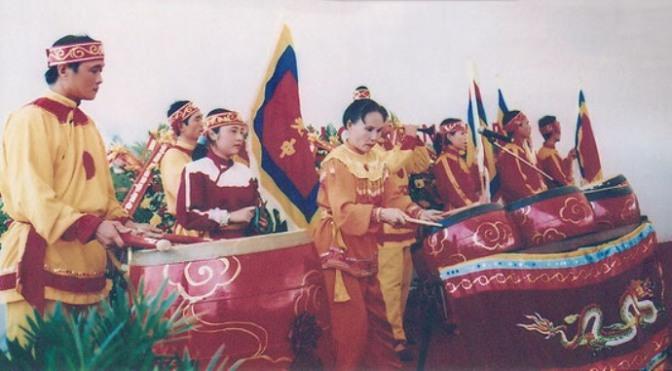 Trống trận Quang Trung