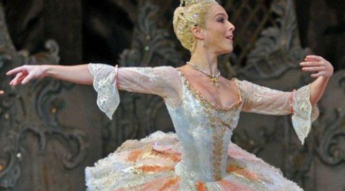 Điệu vũ của cô tiên Kẹo Cứng