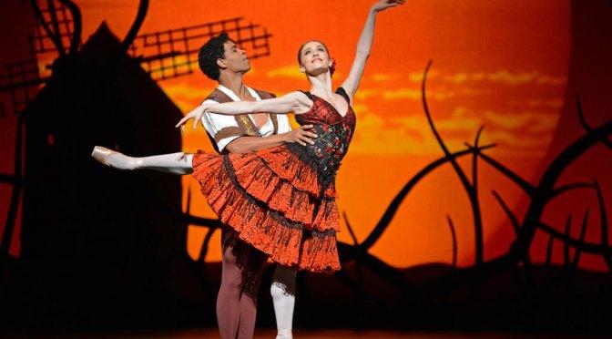 Âm nhạc Ludwig Minkus trong ballet