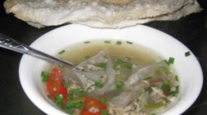 Ăn don Quảng Ngãi chạnh nhớ quê nghèo