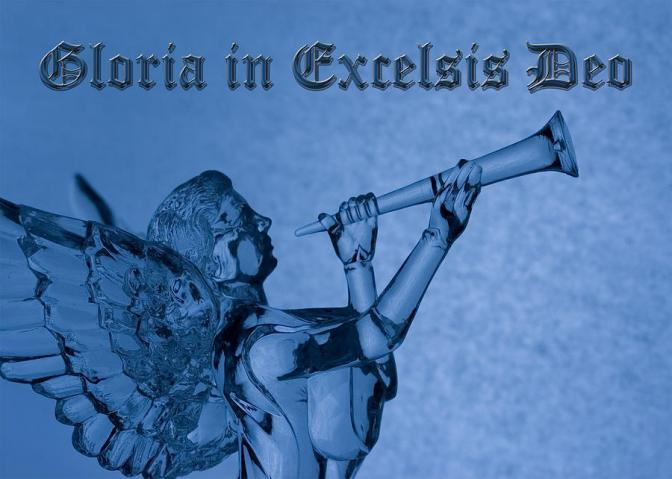 Gloria in excelsis Deo – Kinh Vinh danh