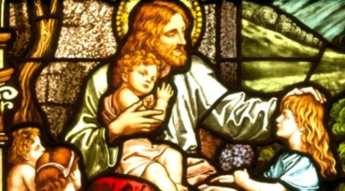 Giêsu, Mừng vui từ Khát khao Con người