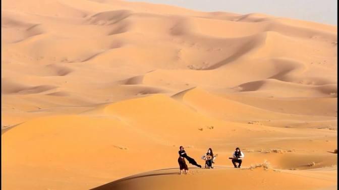 Ôi sa mạc – Ya Sahra