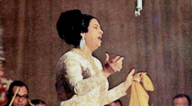 Umm Kulthum – Ngôi sao phương Đông