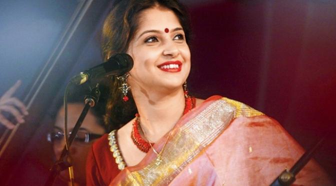 Kaushiki Chakrabarty và nhạc cổ điển Ấn Độ