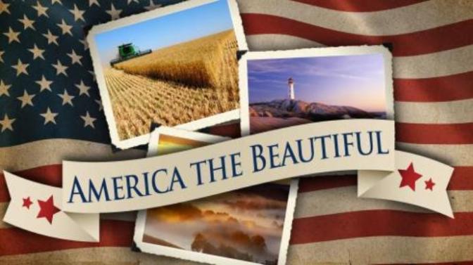 Mỹ, nàng đẹp – America the beautiful