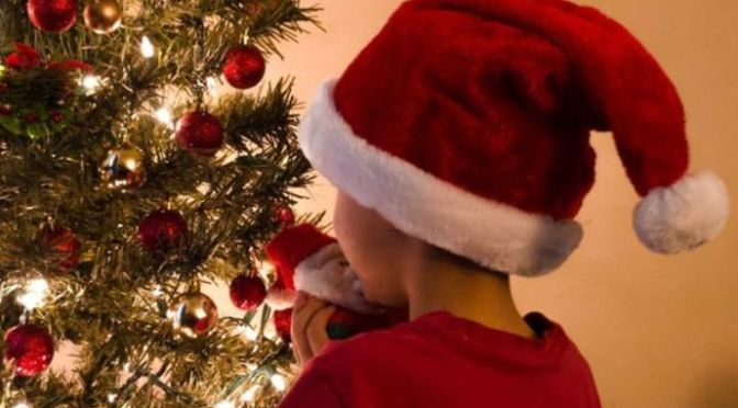 Danh sách Giáng sinh trưởng thành của con