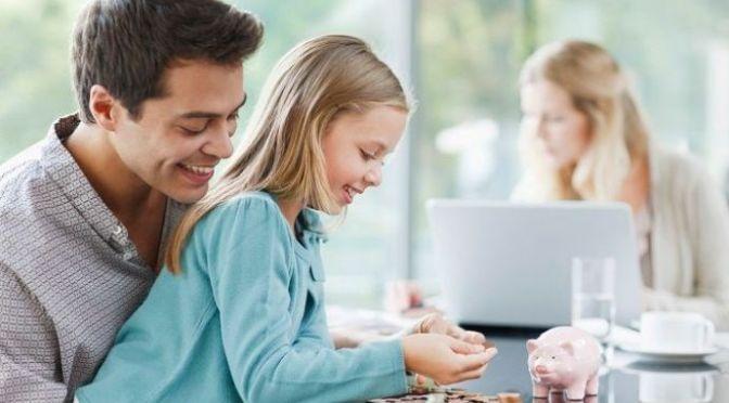 Dạy trẻ em kĩ năng tài chính: Lựa chọn trong chitiêu