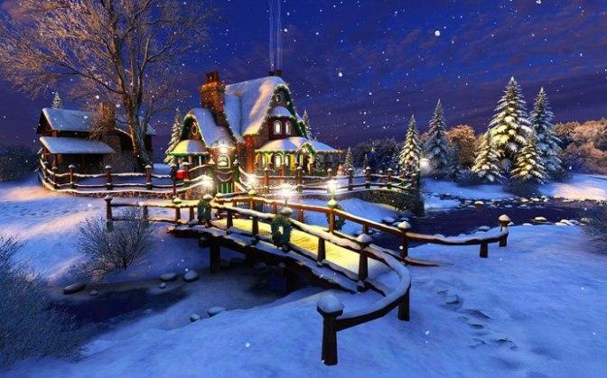Giáng sinh trắng