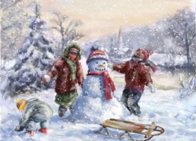 Chúc mọi người Giáng sinh vui vẻ – Merry Christmas everyone
