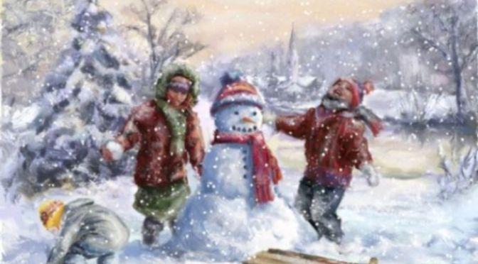 Xứ thần tiên mùa đông