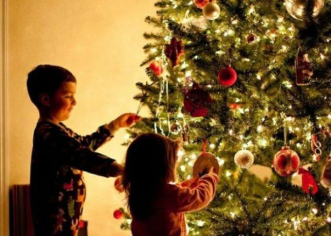Nếu mỗi ngày có thể như ngày Giáng sinh – If everyday could be just like Christmas