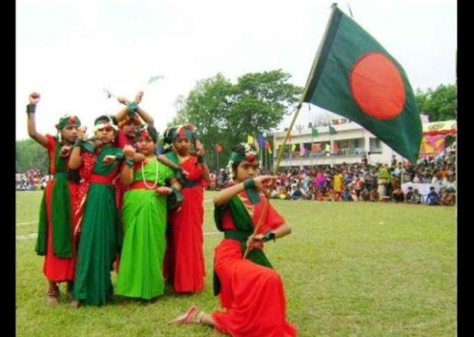 Bengal vàng của con – Amar Shonar Bangla