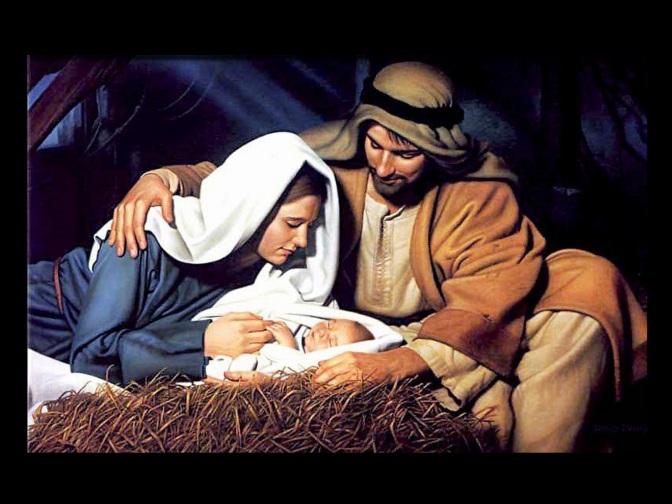 Bé trai của Mary – Mary's boy child