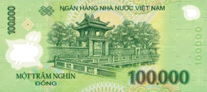 100 nghìn đồng