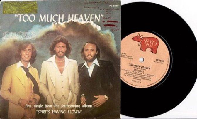 Quá nhiều thiên đường – Too much heaven