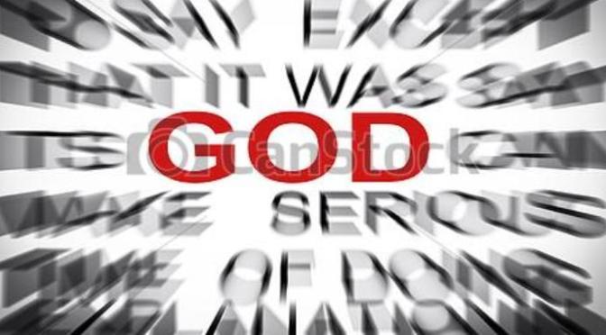 Tập trung vào Chúa là gì?
