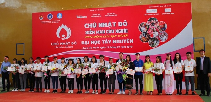 Chủ nhật đỏ Đắk Lắk: Đại học Tây Nguyên – Ea Kar