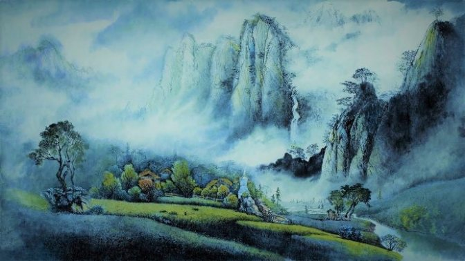 Xuân tứ – Lý Bạch