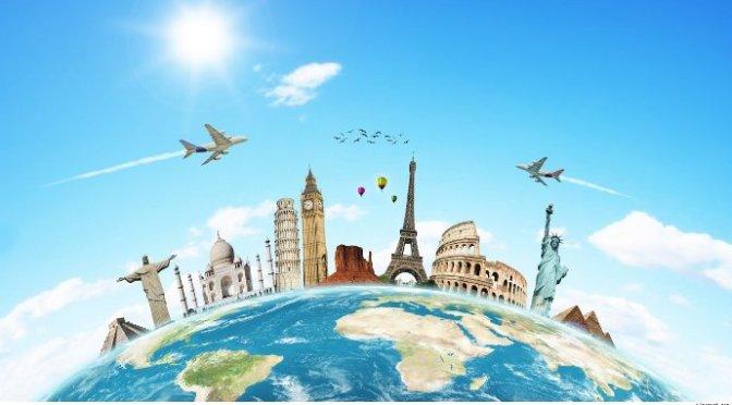Vòng quanh thế giới – Around the world
