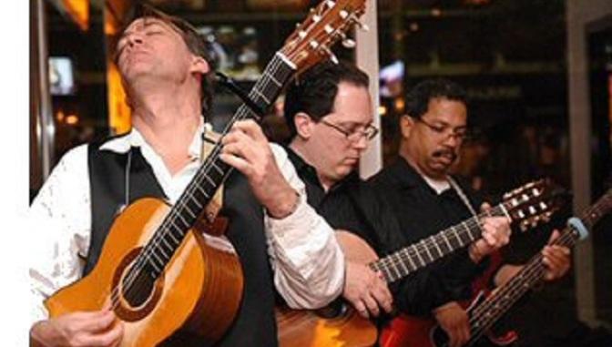 Tres Lagrimas (Ba giọt nước mắt) – Guitarra Azul