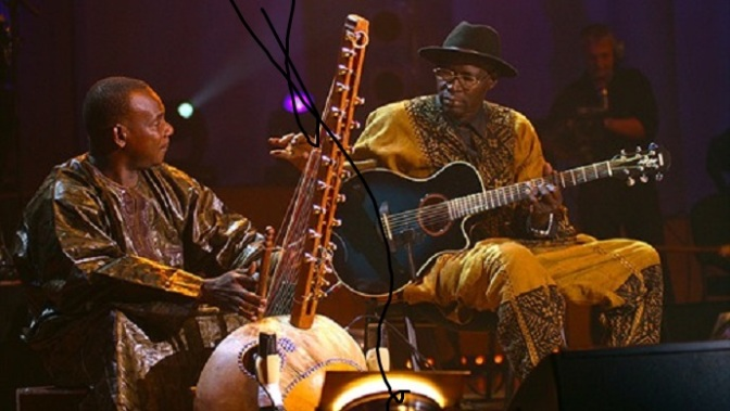 Từ Desert Blues tới Blues Mỹ 2 – Nhạc truyền thống Mali – Ali Fakar Touré