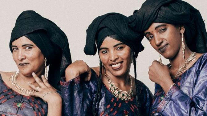 Từ Desert Blues tới Blues Mỹ 1 – Nhạc truyền thống Niger – Các Nàng Illighadad