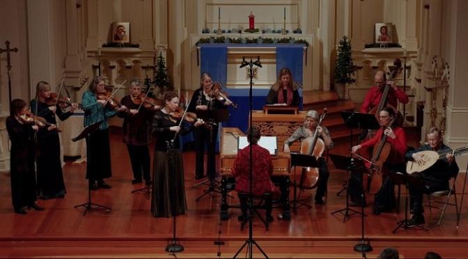 Mùa đông – Bốn mùa (Vivaldi)