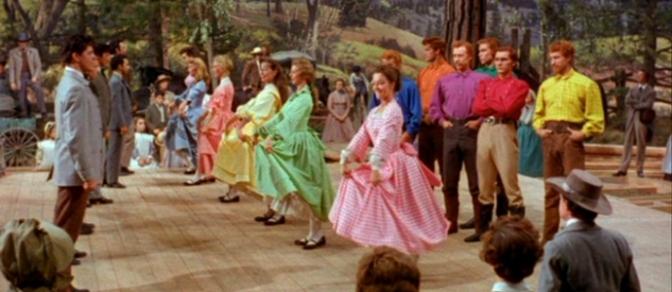 Barn Raising Dance