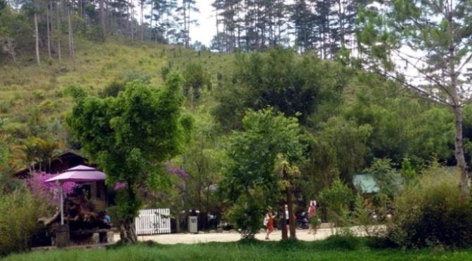Đà Lạt: Lữ quán thơ mộng dưới thung lũng