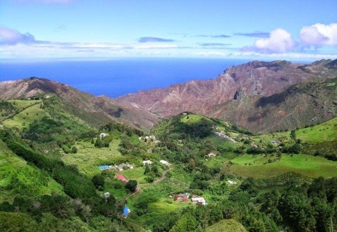 Đảo Thánh Helen của mình