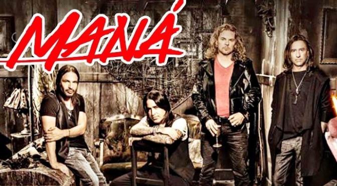 Maná – Ban nhạc Mỹ Latin thành công nhất mọi thời đại