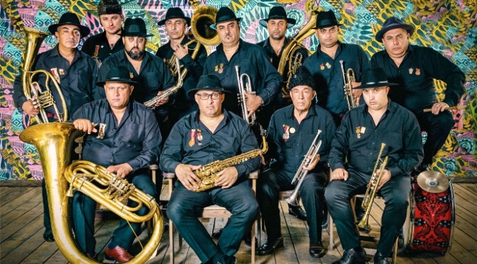 Nhạc Balkan và ban nhạc Fanfare Ciocarlia