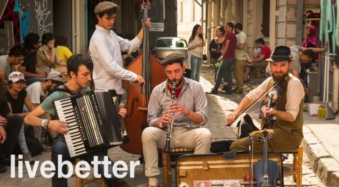 Nhạc Gypsy Jazz
