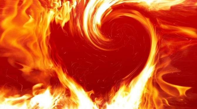 Trái tim linh thiêng của bạn