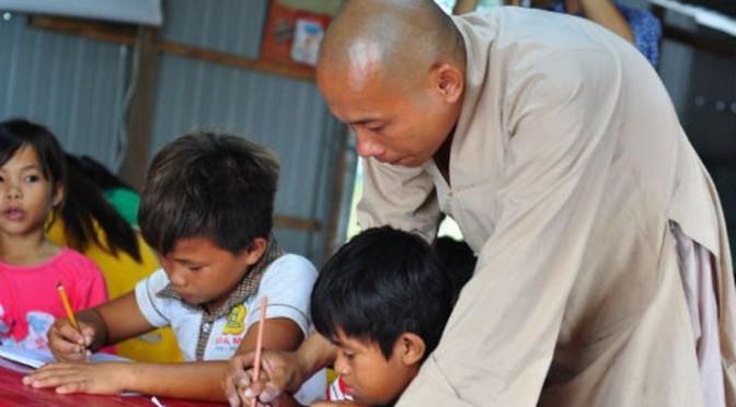 Phát triển tâm linh trong giáo dục