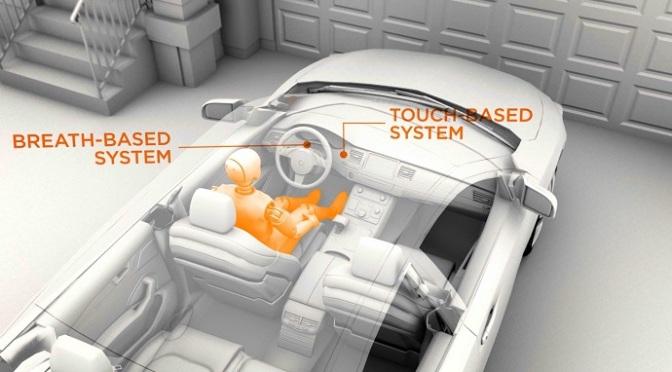 Hệ thống đo rượu tài xế cho an toàn
