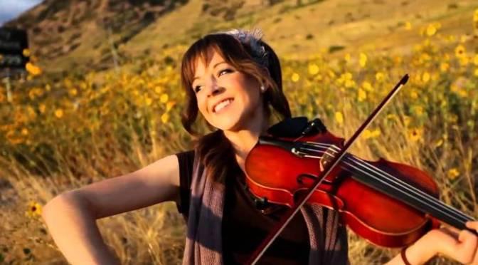 River flows in you – Lindsey Stirling