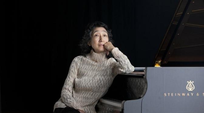 Mitsuko Uchida và bản concerto cho piano số 20, cung Rê thứ, K. 466