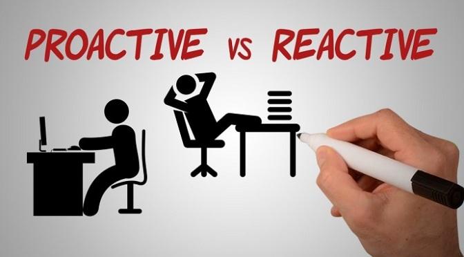 Chủ động trong ứng xử và giao tiếp