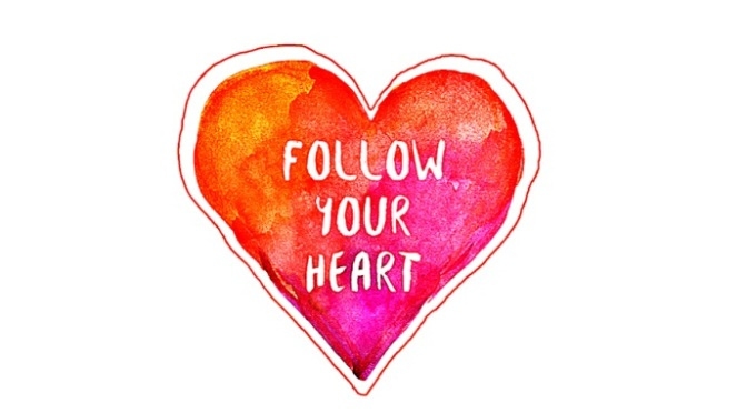 Sống là việc của trái tim