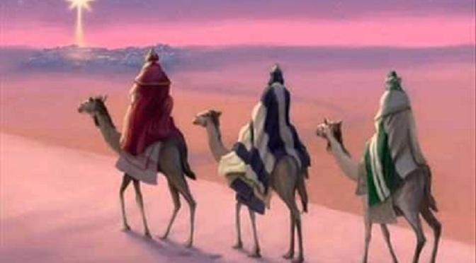 Chúng tôi ba vua phương Đông