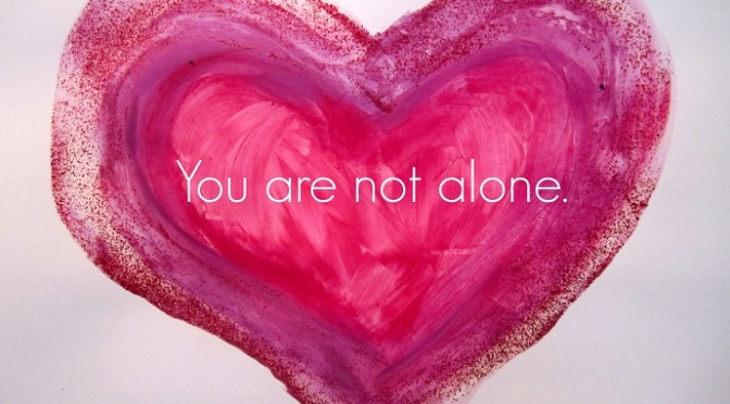 Bạn không cô đơn