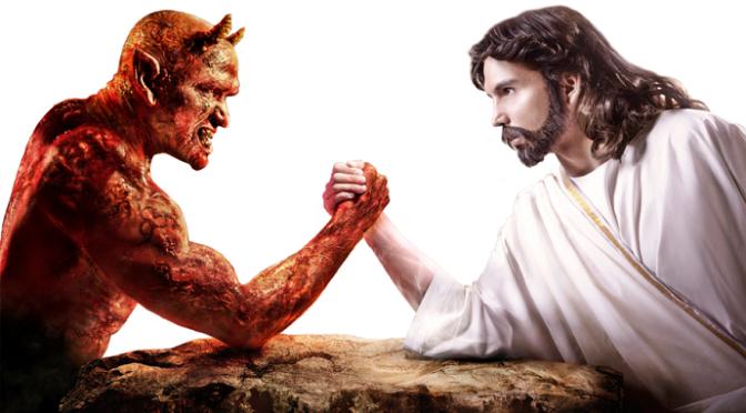 God versus Satan