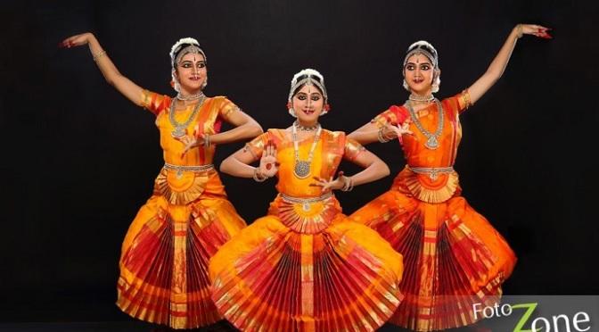 Vũ cổ điển lâu đời nhất của Ấn Độ