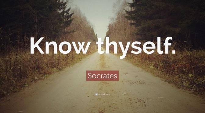 Bạn có biết chính mình không?